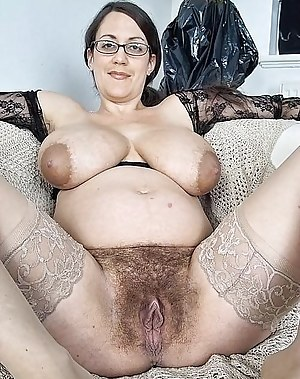 Mature haiy pussy think