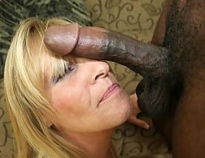 Moms Big Black Cock Porn Pictures